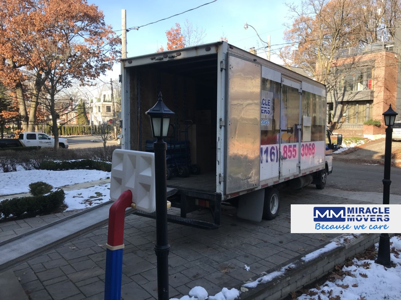 Residential Moving Service in Toronto