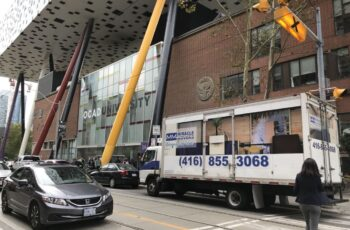 Commercial Moving Service in Toronto