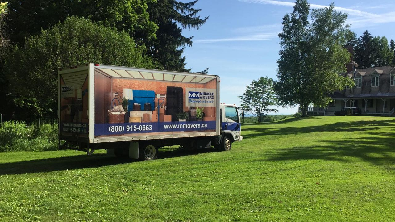 Miracle Movers Cross Border Division | Canada to USA