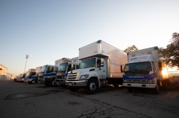 Miracle Movers Toronto Moving Trucks