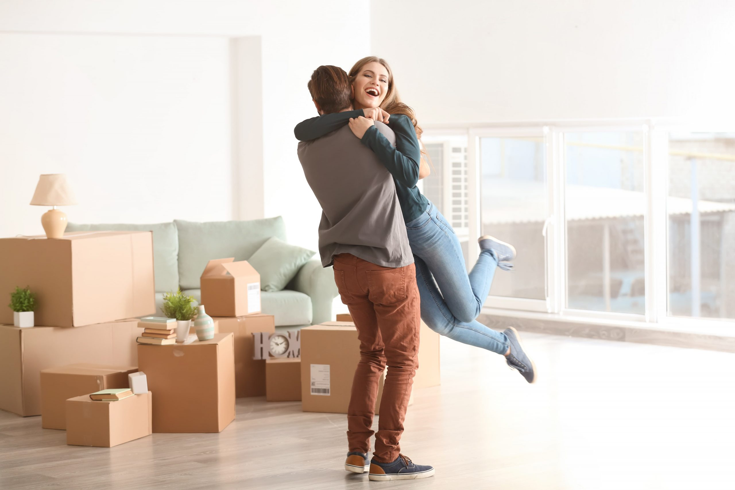 How early should you book movers
